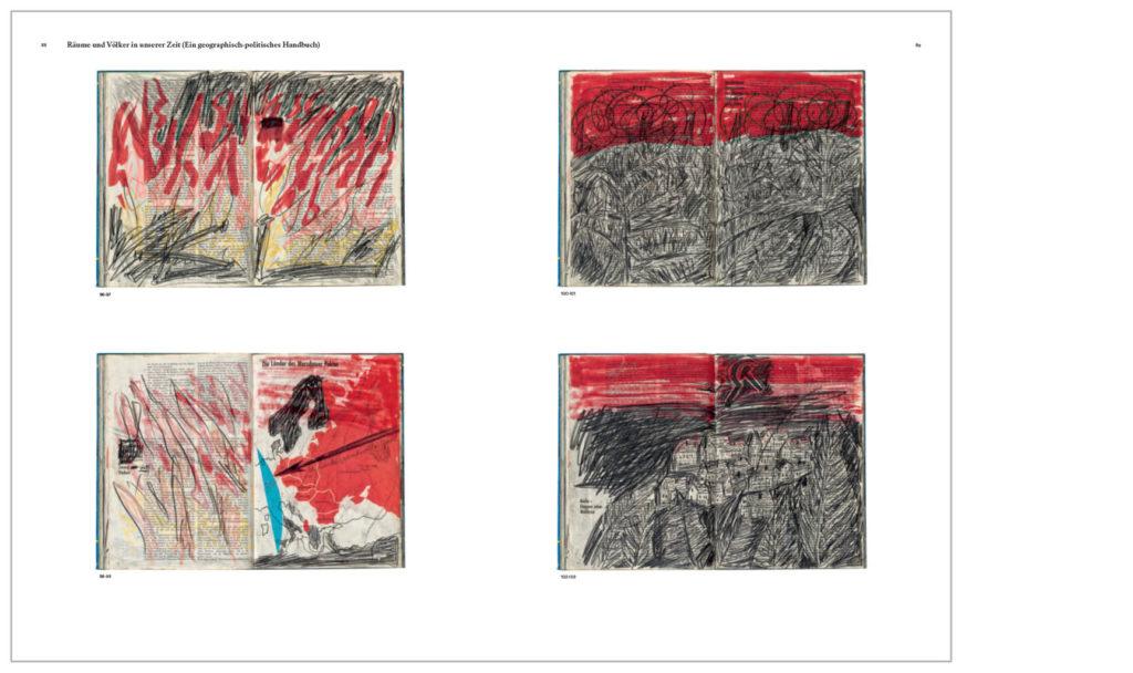 Anselm Kiefer Livres Et Xylographies Art Fiction